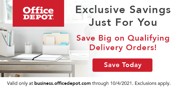 Extra Savings for Pure Stodge Members from Office Depot