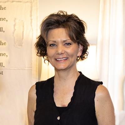 CONNIE GUERIN, Holistic Health Coach, M.A