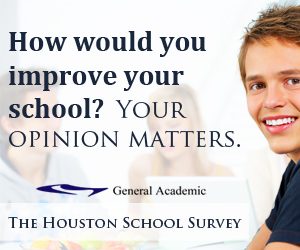 300x250 Ad for Houston School Survey