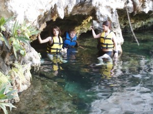 Field Trip to the Yucatan Peninsula