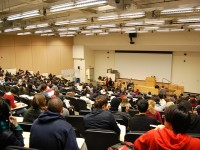 Making lecture halls work