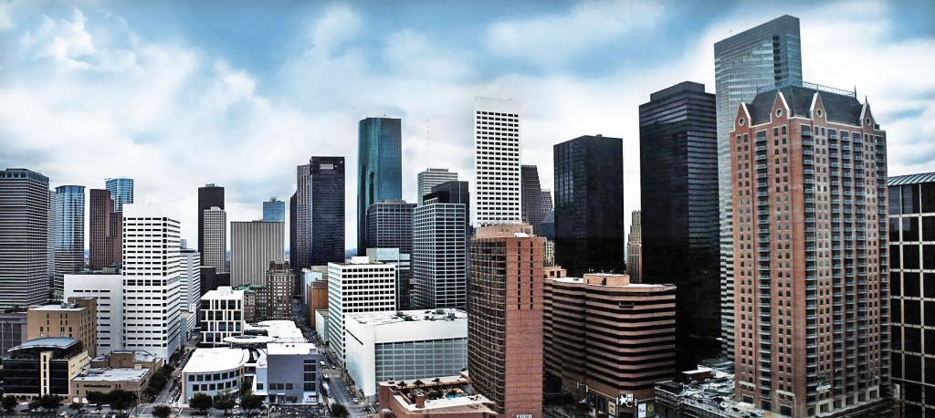 Houston Skyline (via Wikipedia)