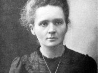 Curie, Einstein, and Encouragement for Girls in STEM