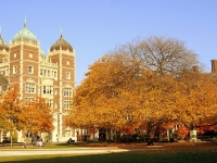 """""""Penn campus 2"""" by Bryan Y.W. Shin at the English language Wikipedia. Licensed under CC BY-SA 3.0 via Wikimedia Commons."""