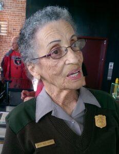 Betty Reid Soskin, oldest National Park Ranger