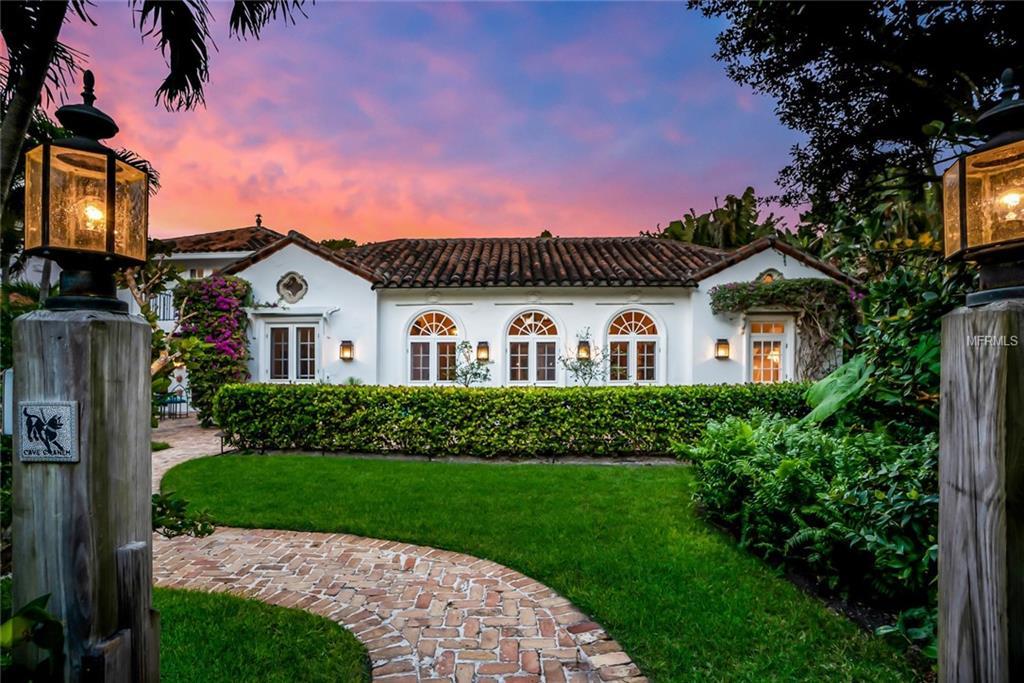 Unique Island Property in Boca Grande