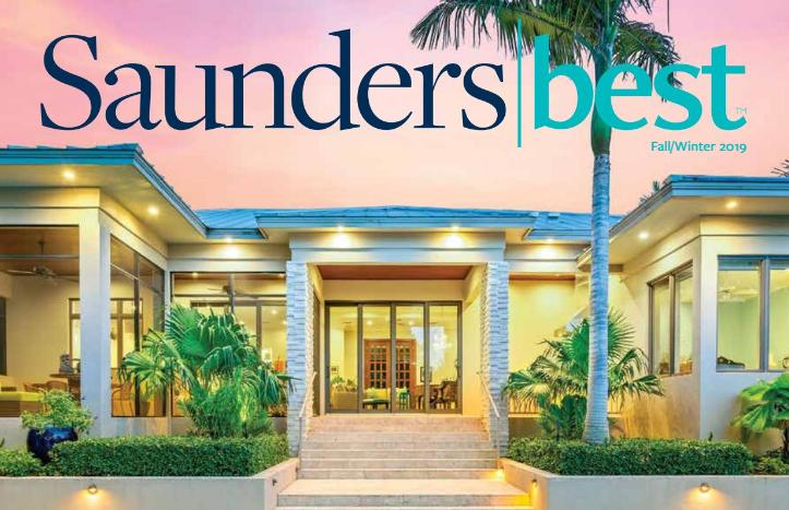SaundersBEST Magazine