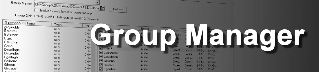 Group Manager