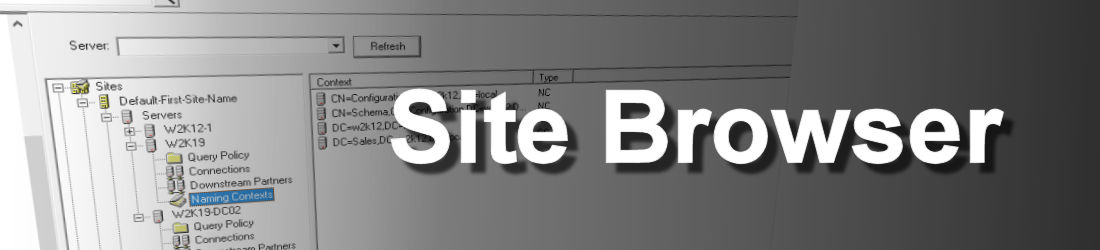 Site Browser