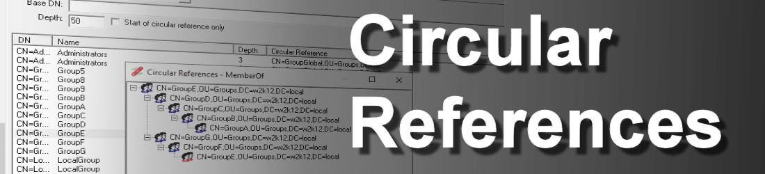 cirucalr references