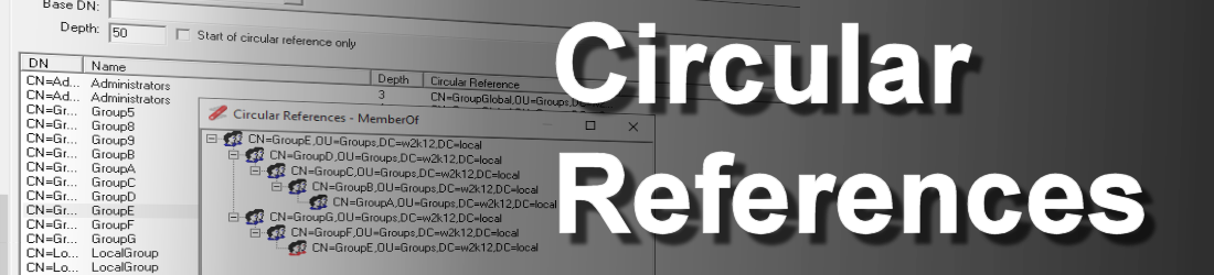 cirucalr references