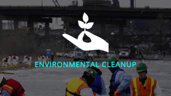 ENVIRONMENTAL CLEANUP
