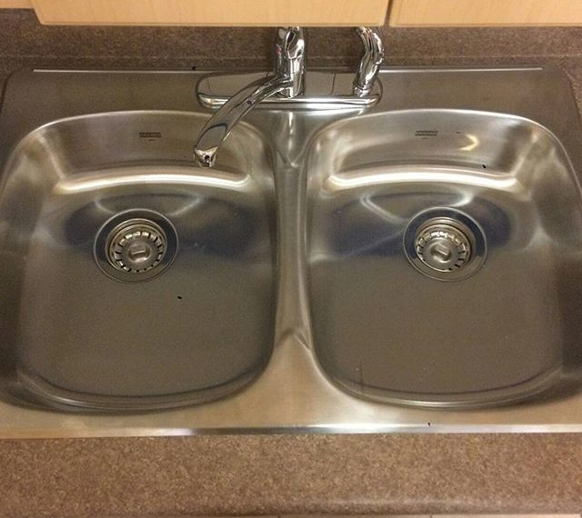 Bathroom Sink Faucet Repair