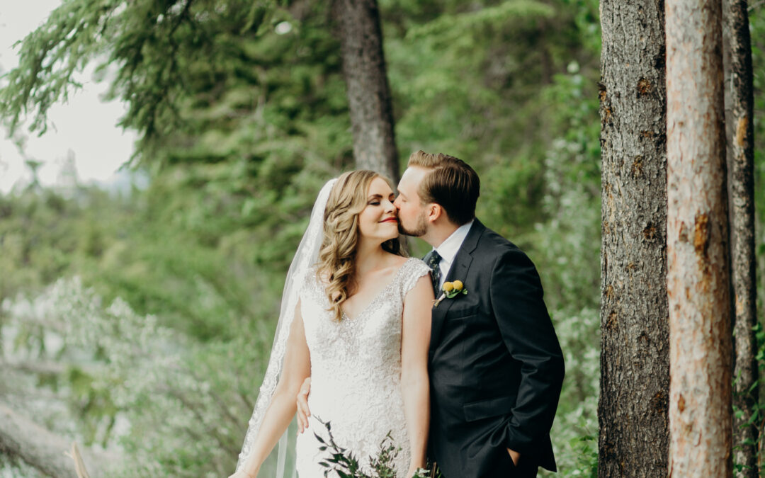 Rocky Mountain Destination Wedding ~ Silvertip Resort Canmore, AB Canada