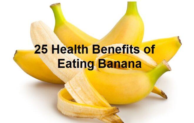 Health Benefits Banana