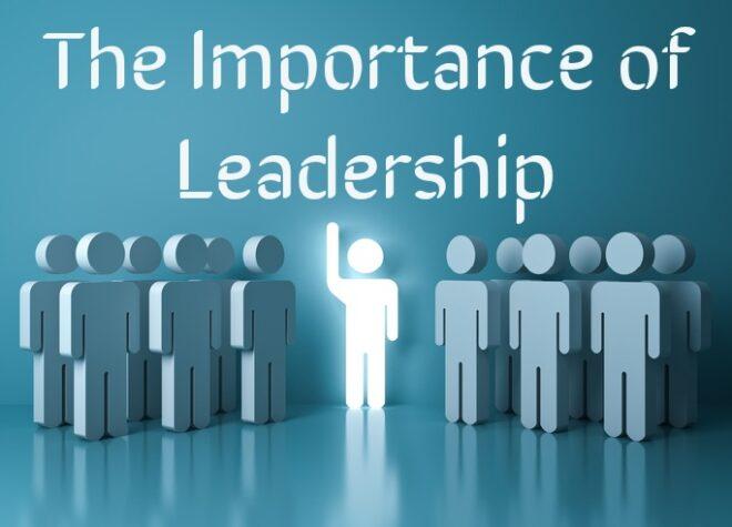 Importance of leadership