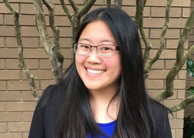 Lilian Chen, Seymour Central Coast finalist 2017-18