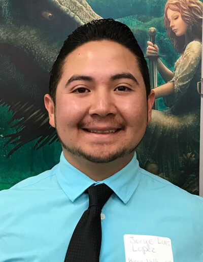 Seymour Central 2019 Finalist Jorge-Luis Lopez, Kern Valley High School Chapter 888, Adviser Erin Woodward