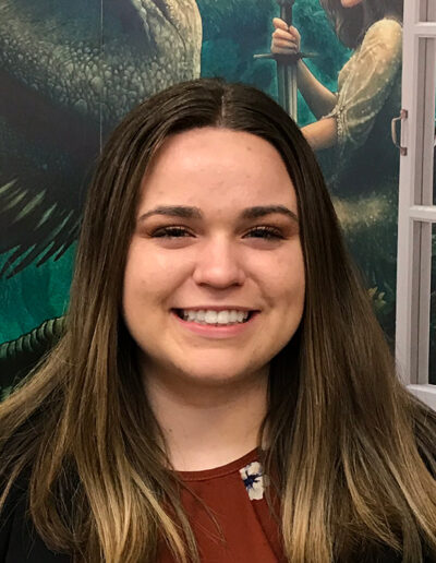 Seymour Central 2019 Finalist Kacie Bellisch, Harmony Magnet Academy Chapter 1384, Adviser Vicky Edwards