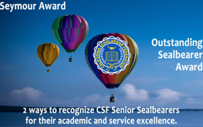 Starting January 1st Nominations for CSF Awards Open