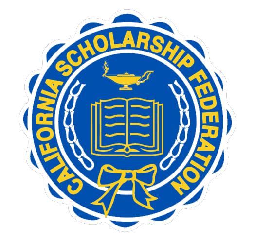 logo-California-Scholarship-Federation-gold-lettering ...