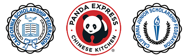 CSF/CJSF Panda Express logos