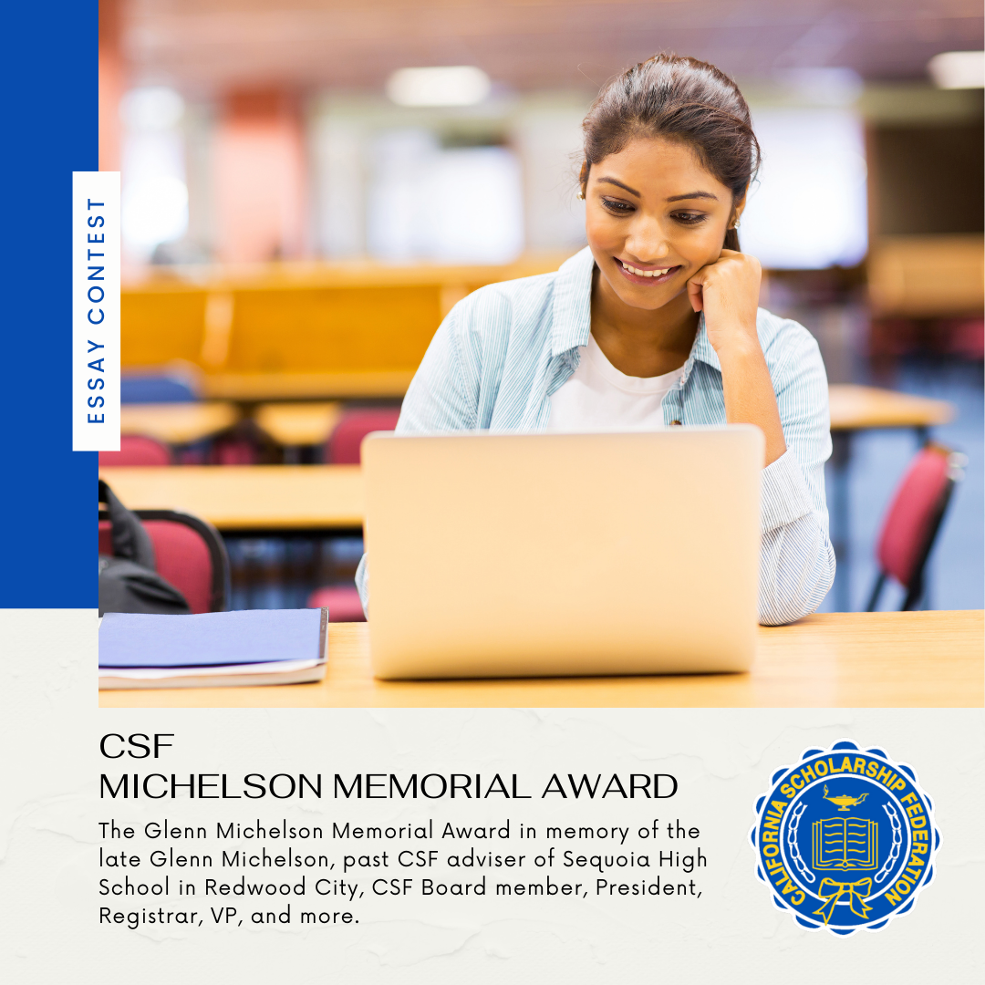 CSF Michelson Essay Contest