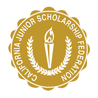 California Junior Scholarship Federation logo