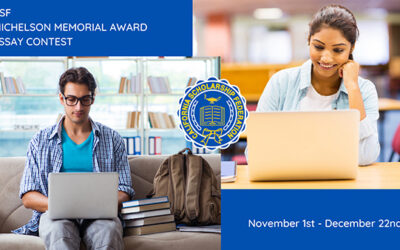 Michelson Award Essay Contest for 2020