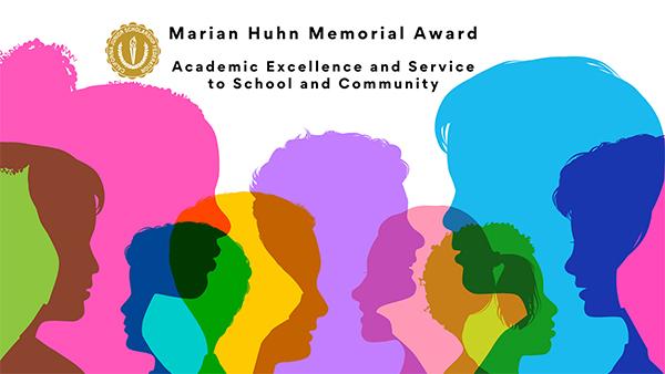 Marian Huhn Award for CJSF members