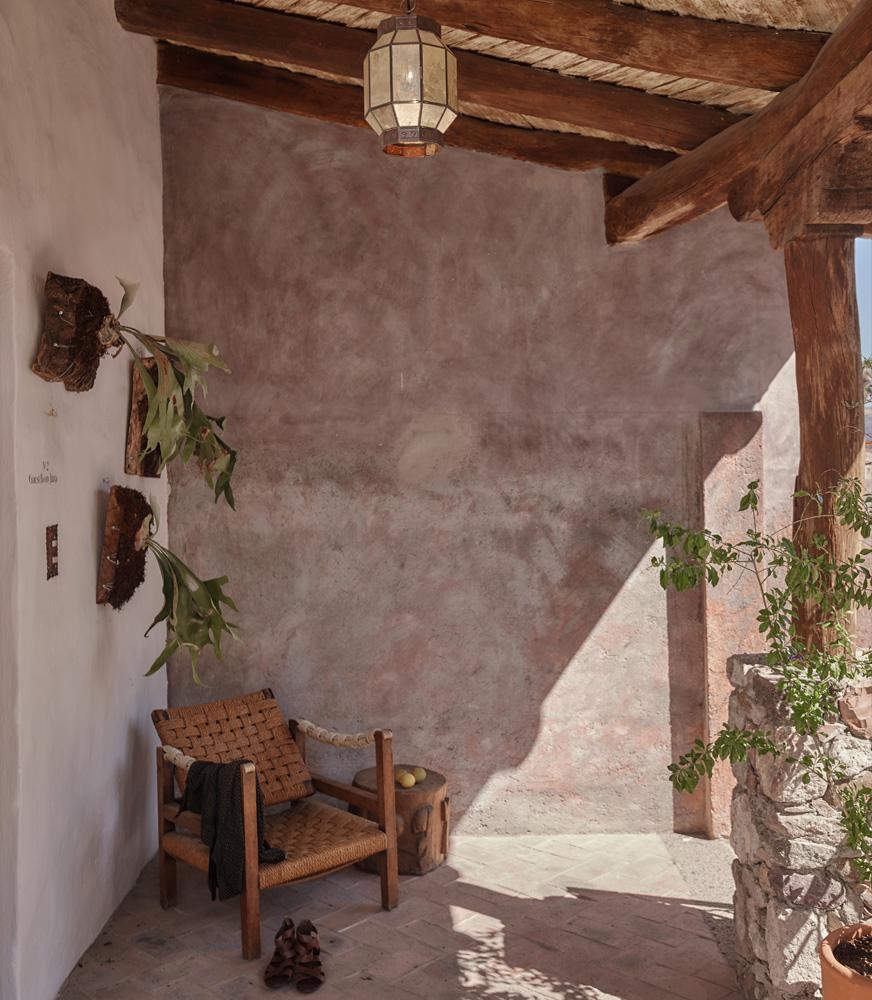 Meson Hidalgo Juana Terrace