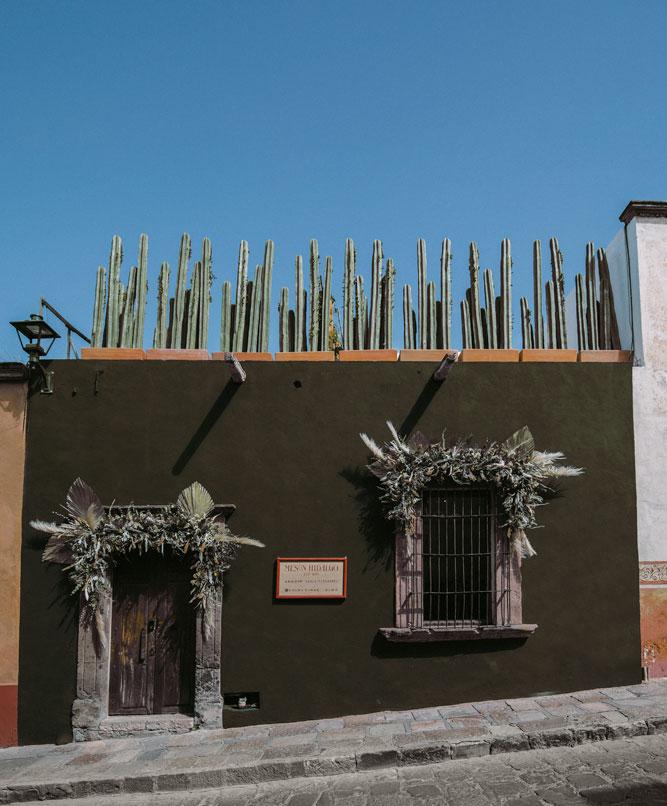 Meson Hidalgo