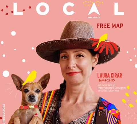 Laura Kirar Local Guide San Miguel