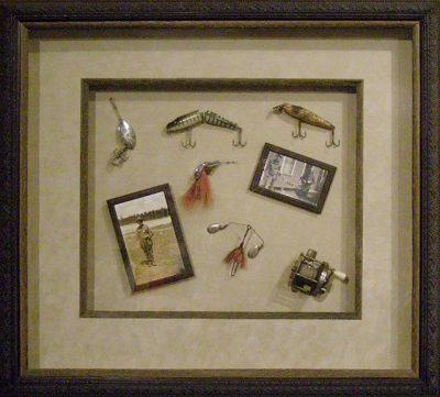 dads hobby framed
