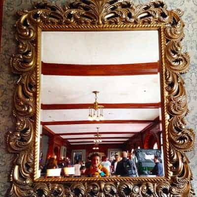 mirror history