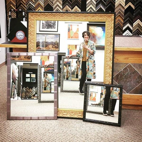 mirror tips
