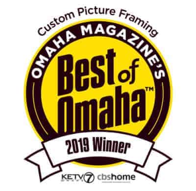 Best Custom Picture Framing in Omaha - Malibu Custom Framing Gallery