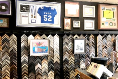 Malibu Custom Framing in Omaha Nebraska