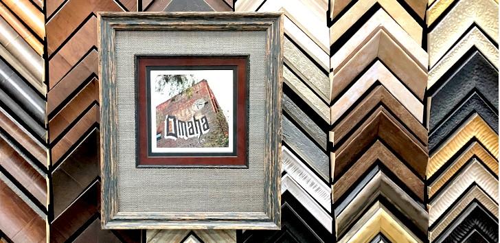 Malibu Custom Framing in Omaha Nebraska