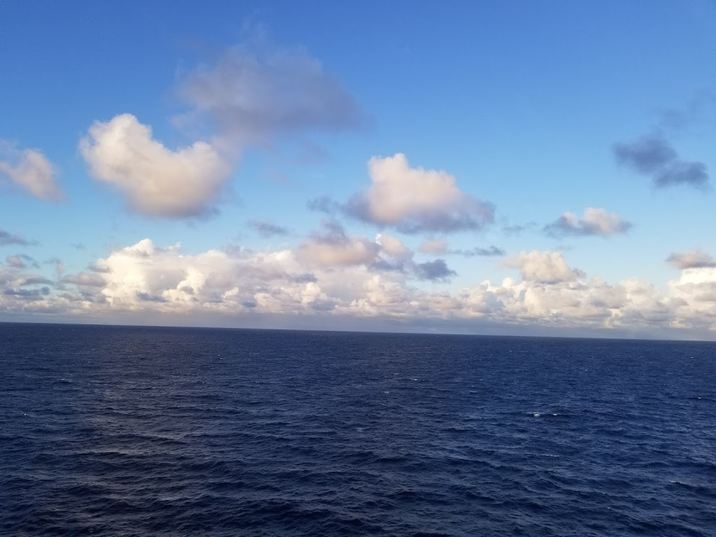Solo Cruising Day 2:  Be In The Moment