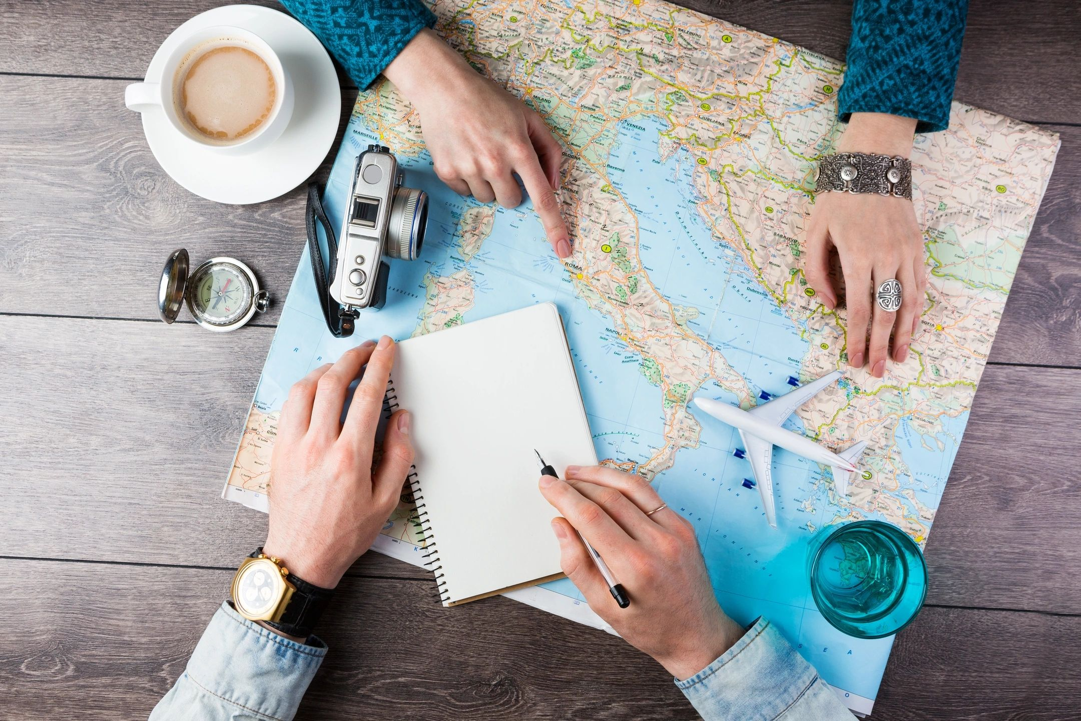 7 Things New Travelers Should Do