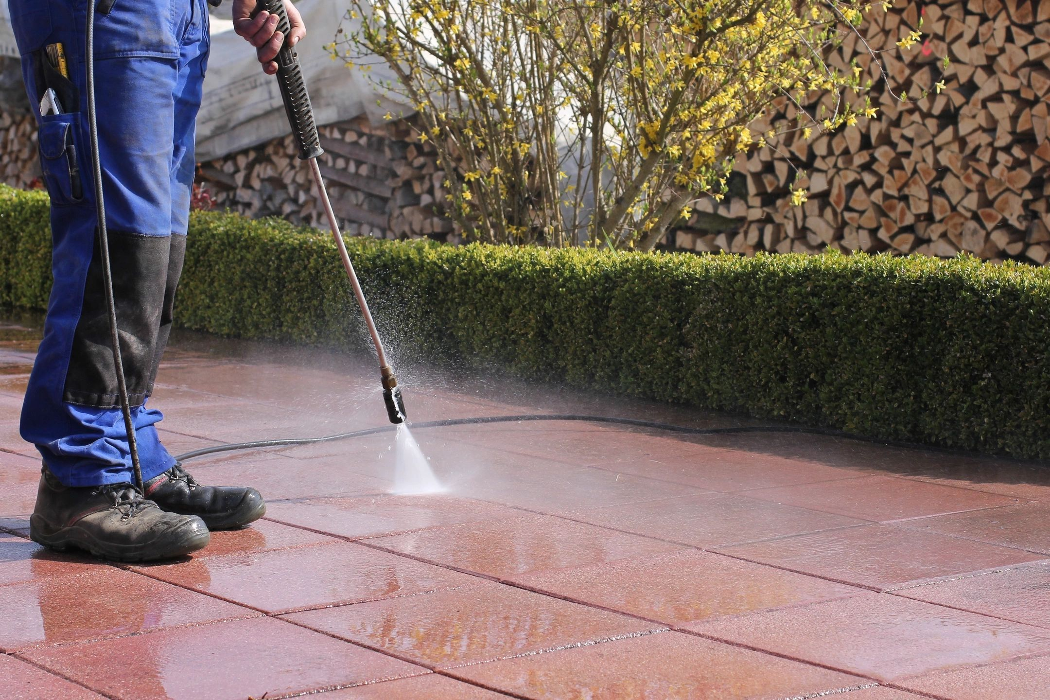 Park Falls Pressure Washing Services
