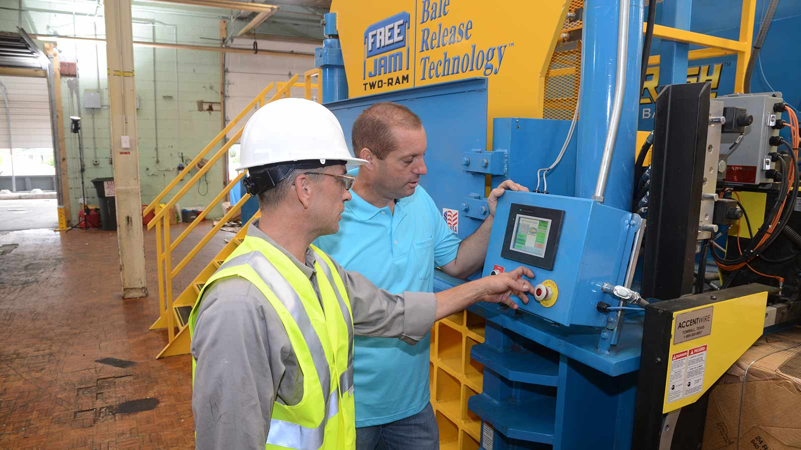 Commonly Used Waste Recycling Equipment
