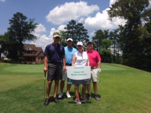 Green Life Waste Solutions supporting Alamance Chamber