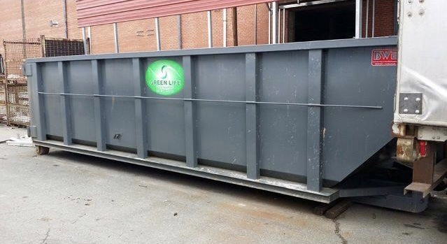 dumpster rental burlington nc
