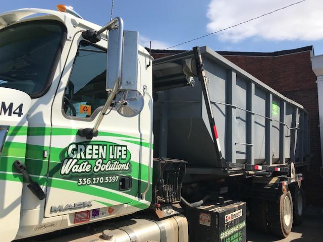 Dumpster Rental Burlington