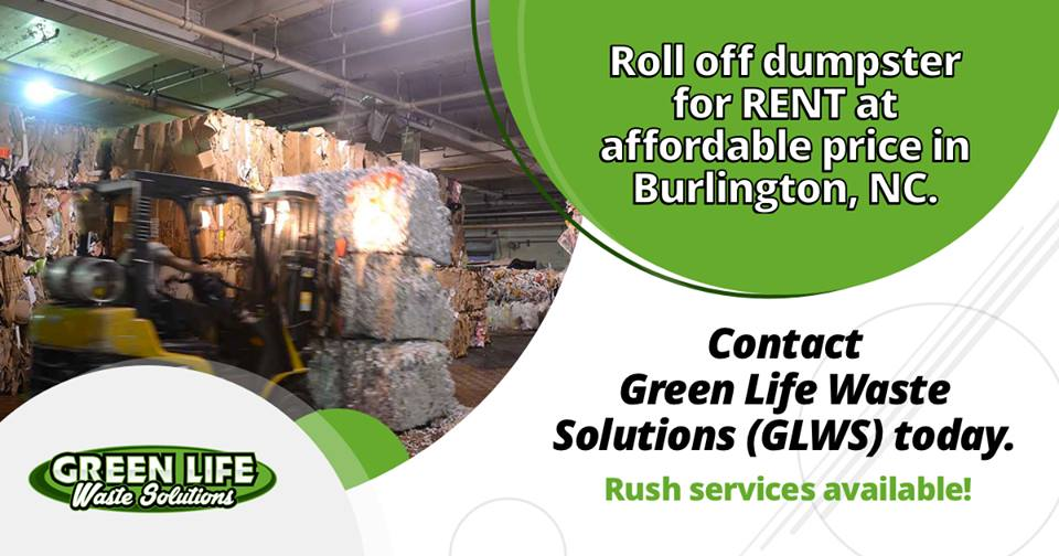 How to Choose a Dumpster Rental Service in Burlington NC