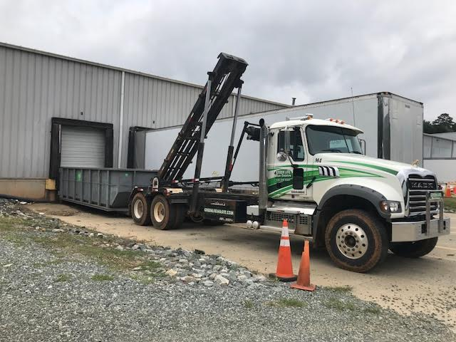 Call Dumpster Rental Burlington for Your Next Cleanup Project