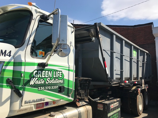 Burlington Dumpster Rental – Choose the Right Dumpster Size