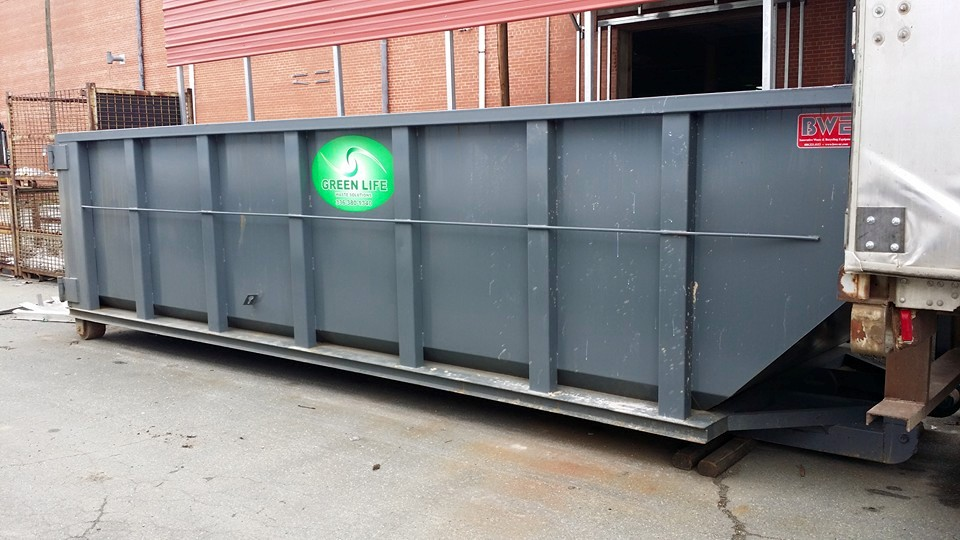 Burlington Dumpster Rental Services
